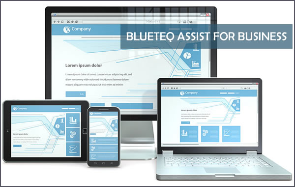Keep your business running smoothly with a Blueteq Assist support contract